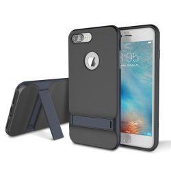 Rock iPhone 7 Plus Royce with kickstand series hátlap, tok, kék