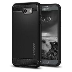Spigen Samsung Galaxy J3 (2017) Rugged Armor hátlap, tok, fekete