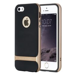 Rock iPhone 6 Plus/6S Plus Royce Series hátlap, tok, arany