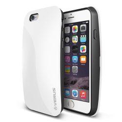 VRS Design (VERUS) iPhone 6/6S PEBBLE hátlap, tok, fehér