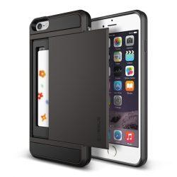 VRS Design (VERUS) iPhone 6 Plus/6S Plus Damda Slide hátlap, tok, acél ezüst