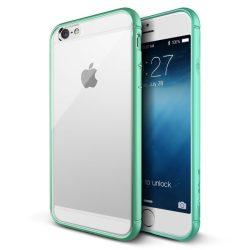 VRS Design (VERUS) iPhone 6 Plus/6S Plus Crystal MIXX hátlap, tok, átlátszó-zöld
