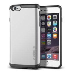 VRS Design (VERUS) iPhone 6 Plus/6S Plus Damda Veil hátlap, tok, ezüst