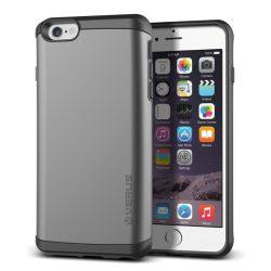 VRS Design (VERUS) iPhone 6 Plus/6S Plus Damda Veil hátlap, tok, acél ezüst