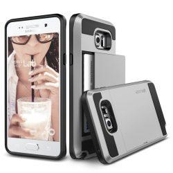 VRS Design (VERUS) Samsung galaxy Note 5 Damda Slide hátlap, tok, ezüst