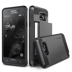 VRS Design (VERUS) Samsung galaxy Note 5 Damda Slide hátlap, tok, acélezüst