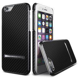 VRS Design (VERUS) iPhone 6 Plus/6S Plus Carbon Stick hátlap, tok, fekete