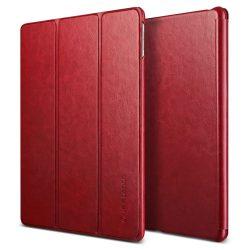 VRS Design (VERUS) iPad Pro 9,7 Dandy K1 mágneses oldalra nyíló bőr tok, bordó