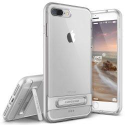 VRS Design (VERUS) iPhone 7 Plus Crystal Bumper hátlap, tok, ezüst