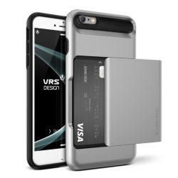 VRS Design (VERUS) iPhone 7 Plus Damda Glide hátlap, tok, acél ezüst