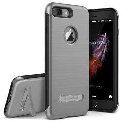 VRS Design (VERUS) iPhone 7 Plus Duo Guard hátlap, tok, acél ezüst