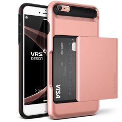 VRS Design (VERUS) iPhone 6 Plus/6S Plus Damda Glide hátlap, tok, rozé arany