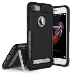 VRS Design (VERUS) iPhone 7 Plus Carbon Fit hátlap, tok, fekete