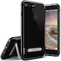 VRS Design (VERUS) iPhone 7 Plus Crystal Bumper hátlap, tok, jet black