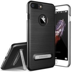 VRS Design (VERUS) iPhone 7 Plus Simpli Lite hátlap, tok, titanium fekete