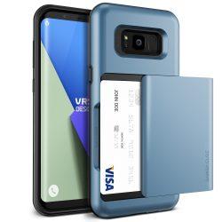 VRS Design (VERUS) Samsung Galaxy S8 Damda Glide hátlap, tok, kék
