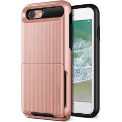 VRS Design (VERUS) iPhone 7/8 New Damda Folder hátlap, tok, rozé arany