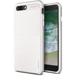 VRS Design (VERUS) iPhone 8 Plus New High Pro Shield hátlap, tok, fehér/ezüst