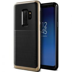 VRS Design (VERUS) Samsung Galaxy A8 (2018) High Pro Shield hátlap, tok, bársony arany