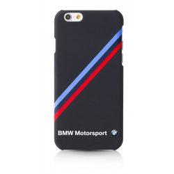 BMW iPhone 6/6S Motorsport Endurance Diagonal Tricolor Stripe hátlap, tok, kék