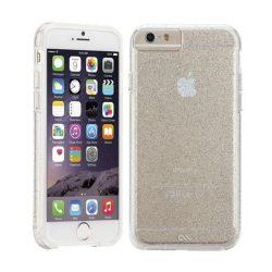 Case-Mate iPhone 6/6S Sheer Glam hátlap, tok, átlátszó