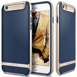 Caseology iPhone 6/6S (5.5'') Plus Wavelength Series hátlap, tok, sötétkék