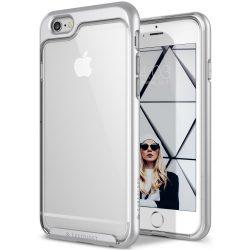Caseology iPhone 6/6S (5.5'') Plus Skyfall Series hátlap, tok, ezüst
