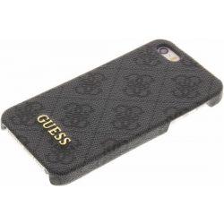 Guess iPhone 5/5S/SE 4G Uptown Hard hátlap, tok, szürke