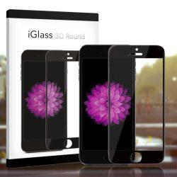iGlass 3D Round kijelzővédő üvegfólia – iPhone 5/5S/5C/SE