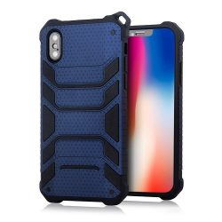 Spider Armor iPhone X Heavy Duty hátlap, tok, kék
