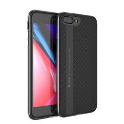 iPaky iPhone 7 Plus/8 Plus Bumblebee Neo Hybrid hátlap, tok, acélszürke