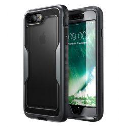 i-Blason iPhone 7 Plus Magma Dual Layer Full Body tok, fekete