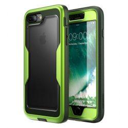 i-Blason iPhone 7 Plus Magma Dual Layer Full Body tok, metál zöld