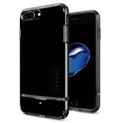 Spigen iPhone 7 Plus/8 Plus Flip Armor hátlap, tok, jet black