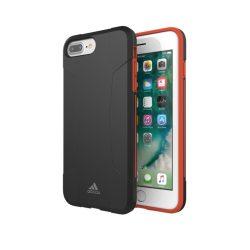 Adidas Performance Solo iPhone 6 Plus/7 Plus /8 Plus ütésálló hátlap, tok, fekete-piros