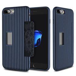 Rock iPhone 7 Plus Cana Series hátlap, tok, kék