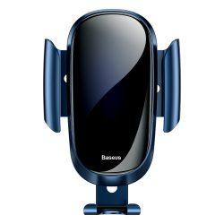 Baseus Future Gravity Car Mount Air Vent univerzális autós telefon tartó, kék