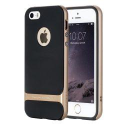 Rock iPhone 6 Plus/6S Plus Royce Series hátlap, tok, arany