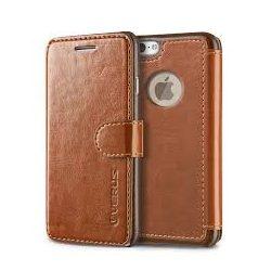 VRS (VERUS) iPhone 6Plus/6sPlus Dandy Layered tok barna bőr