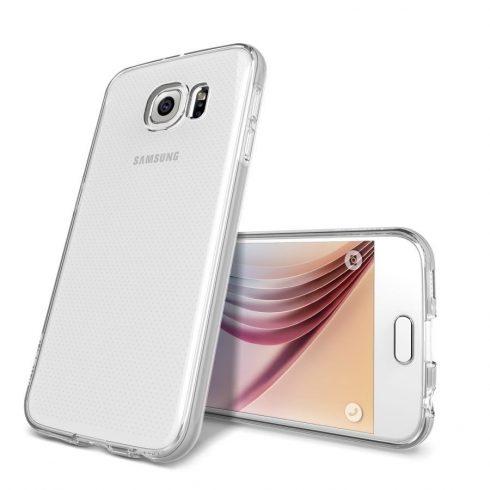 VRS Design (VERUS) Samsung Galaxy S6 Crystal Light hátlap, tok, átlátszó
