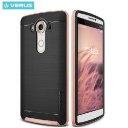 VRS Design (VERUS) LG V10 High Pro Shield hátlap, tok, rozé arany