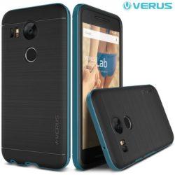 VRS Design (VERUS) LG Nexus 5X High Pro Shield hátlap, tok, kék