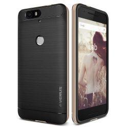 VRS Design (VERUS) Huawei Nexus 6P High Pro Shield hátlap, hátlap, tok, arany