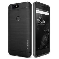 VRS Design (VERUS) Huawei Nexus 6P High Pro Shield hátlap, hátlap, tok, acél ezüst