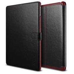VRS Design (VERUS) iPad Pro 9,7 Dandy Layered K with Stiching tok, fekete