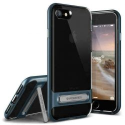 VRS Design (VERUS) iPhone 7 Crystal Bumper hátlap, tok, acél kék