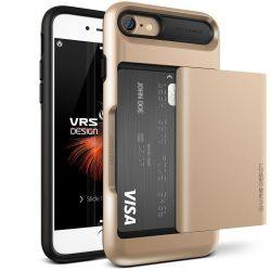 VRS Design (VERUS) iPhone 7 Damda Glide hátlap, tok, arany