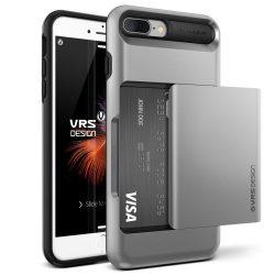 VRS Design (VERUS) iPhone 7 Plus Damda Glide hátlap, tok, ezüst