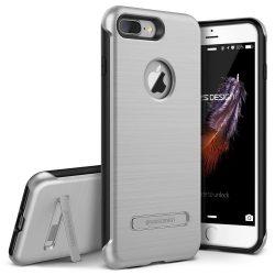 VRS Design (VERUS) iPhone 7 Plus Duo Guard hátlap, tok, ezüst
