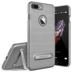 VRS Design (VERUS) iPhone 7 Plus Simpli Lite hátlap, tok, acél ezüst